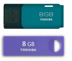 USB Toshiba - 8GB – 2.0