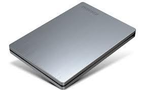 Ổ cứng di động TOSHIBA CANVIO SLIM II 500GB USB 3.0