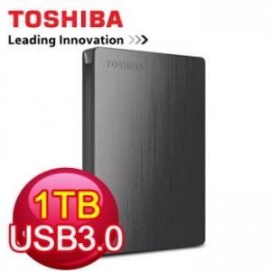Ổ cứng di động TOSHIBA CANVIO SLIM II 1TB USB 3.0