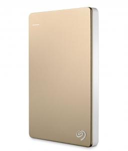 Ổ cứng di động Seagate Backup Plus 1TB USB 3.0 Gold (STDR1000309)