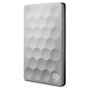 Ổ cứng di động Seagate Backup Plus Portable 1TB Ultra Slim Silver (STEH1000300)