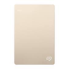 Ổ cứng di động SEAGATE Backup Plus 2TB USB 3.0 STDR2000300 - Màu GOLD