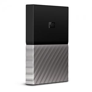 Ổ cứng WD My Passport Ultra 1TB Black-Gray (WDBTLG0010BGY)