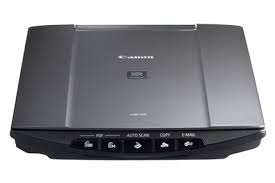 Scan Canon Lide 120