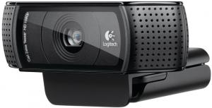 Webcam Logitech HD C920