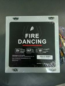 Nguồn máy tính 1stPlayer Fire Dancing PS-550SI 550W
