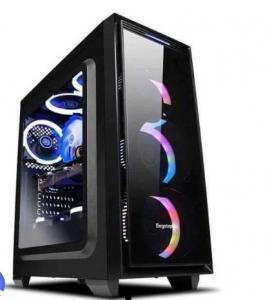 Vỏ case máy tính Segotep HALO 6 BLACK