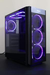 Vỏ Case Segotep Wider X3 Full ATX - KÍNH CƯỜNG LỰC ( Temped Glass )