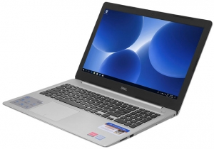 Dell Inspiron N5570A  P75F001 -  Silver